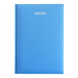 Agenda A5 datata zilnic Arti Best albastru deschis