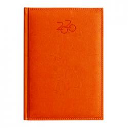 Agenda A5 datata zilnic Dakota portocalie