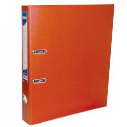 Biblioraft plastifiat Noki 5 cm portocaliu