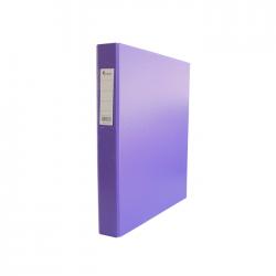 Caiet mecanic Forpus 4 inele 30 mm 20310 violet