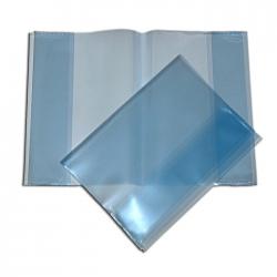 Coperta caiet A4 425x298 mm transparenta