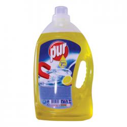Detergent lichid vase Pur 4,5 l