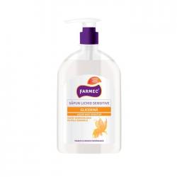 Sapun lichid Farmec 5600 Sensitive 500ml