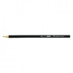 Creion grafit HB fara radiera Faber Castell 111100