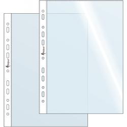 Folie de protectie Forpus 20502 A4 40 microni, lucioasa, 100 folii/set