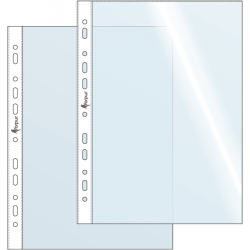 Folie de protectie Forpus 20505 A4 80 microni, lucioasa, 20 folii/set