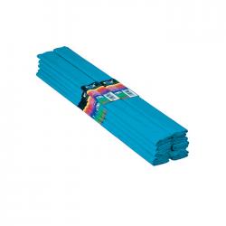 Hartie creponata DP albastru deschis