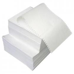 Hartie imprimanta A3 Matrix 1 exemplar 1800 coli/cutie
