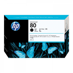 Cartus ink HP C4871A black 80