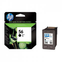 Cartus ink HP 6656AE black 56