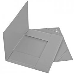 Mapa cu elastic Forpus 21445 gri