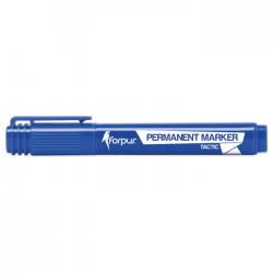 Marker permanent Forpus Tactic 52106 albastru