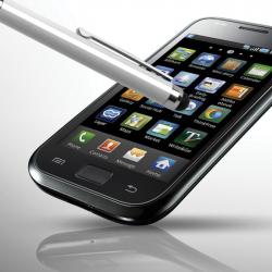 Pix metalic Forpus touchscreen 51587 pentru smartphone
