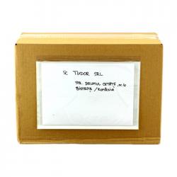 Plic port documente C5 siliconic transparent