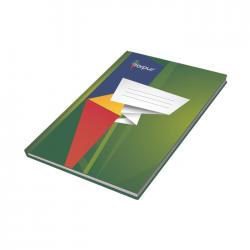 Registru cartonat Forpus 42905 A5 96 file matematica
