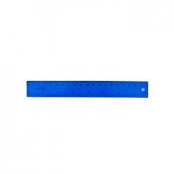 Rigla 20 cm flexibila color XLPQ