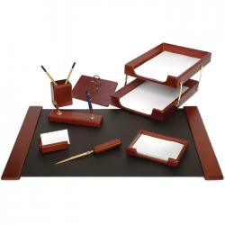 Set birou lux Forpus 470095 lemn