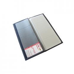Clasor pentru carti de vizita Forpus 22502 112 compartimente