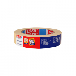 Banda adeziva hartie Tesa 4323 50mx25mm